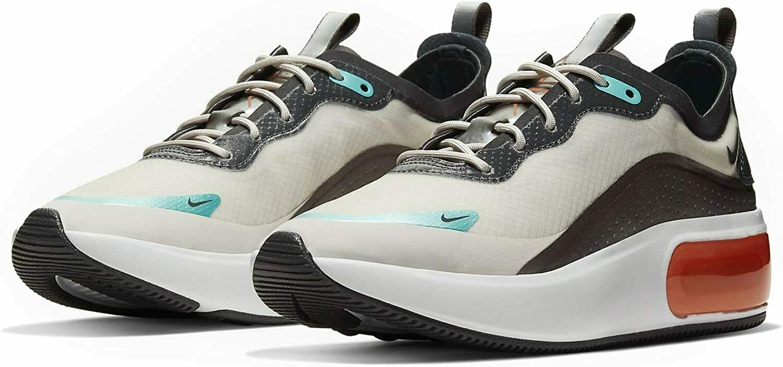 Nike Air Max Dia Womens Shoes BV6479-002 White Black Orange 6 6.5 8.5 9 9.5 - $109.95