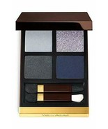 TOM FORD Eye Color Eye Shadow Quad Palette STARRY NIGHT 23 Lilac Grey Bl... - $66.50