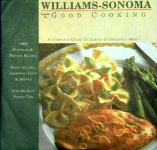 Williams Sonoma Good Cooking Recipes Computer Software - $6.92