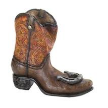 Lucky Cowboy Boot Wine Bottle Holder - $37.43