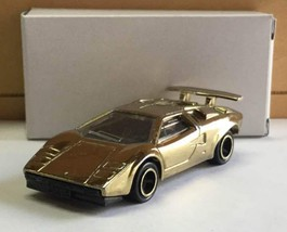 Tomica Lamborghini Countach LP 500 S Red Box Foreign Car Series vintage Rare!! - $257.39