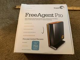 Seagate FreeAgent Pro 750 GB USB 2.0/eSATA External Hard Drive  - $64.35