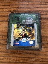 Harry Potter and the Chamber of Secrets (Nintendo Game Boy Color, 2002) ... - $9.49
