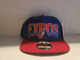 American Needle Montreal Expos  Snapback Adjustable Cap Hat - $19.80
