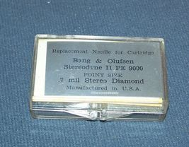 NEEDLE STYLUS for B & O RD-7 SP-1, 2 PE-9000 Stereodyne II Electrohome image 5