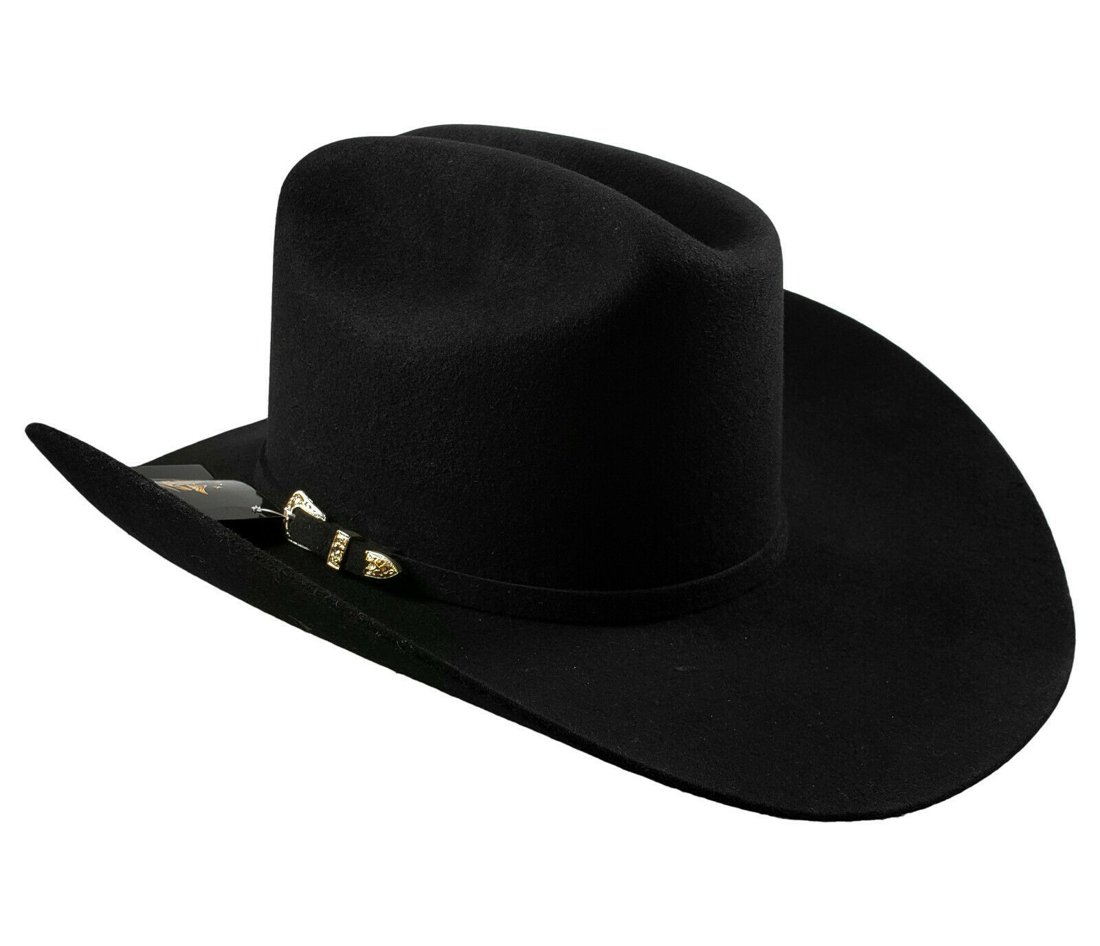 Men/'s Cowboy Hat El General Texana 50X Horma Rosendo Color Chocolate Wool