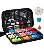 Sewing Kit Art Craft, DIY Handmade Sewing Thread and Repair Kit Supplies... - $12.72