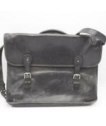 Vintage Coach All Leather Briefcase L7C-5294 Black - $98.99