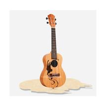 New Mahogany Ukulele 23 inch  Concert Guitar high quanlity ukuleles bird... - $54.99