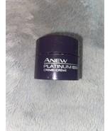 AVON Anew Platinum Night Cream/Creme .25oz - $4.85