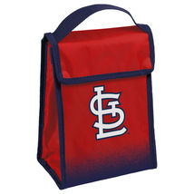 ST. LOUIS CARDINALS THERMAL INSULATED LUNCH COOLER  - $15.00