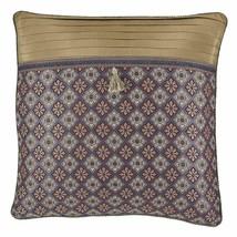 "Croscill Margaux European Pillow Sham in Red/Blue 26"" x 26"" - $29.69"