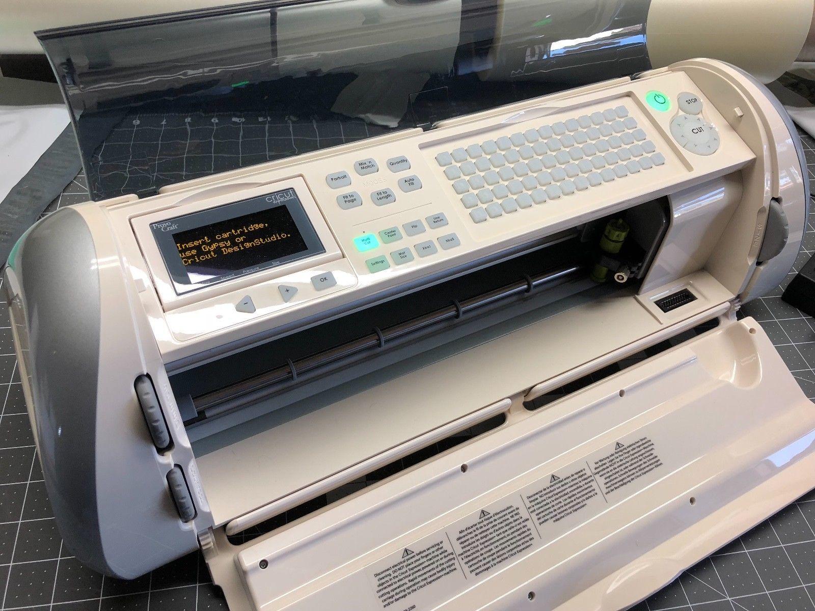 Cricut Expression Machine 24