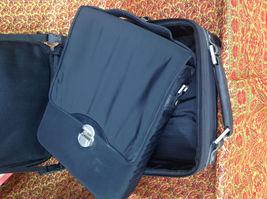 Mcklein Wheeled Transport Computer/ Clothing Case (Black) Ultra Fiber 51695 image 6