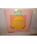 One Special Child Scholastic Book 1992 Children Cabbage Patch Kids Paper... - $6.23