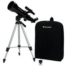 Celestron 21035 70mm Travel Scope Telescopes Binoculars Cameras Photo - $95.13