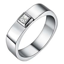 Women's Fashion Silver Plated Fine Ring Wedding Engagement Casual Party ... - $13.49+