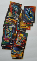 """1992 Impel Marvel Universe """"Super Heroes"""" lot of 17 cards in NM Condition - $12.82"""