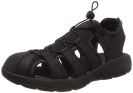 Skechers Men's Melbo Journeyman 2 Fisherman Sandal Black 9 M US - $91.87 CAD