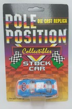 1992 1/64TH Pole Position #43 Richard Petty STP Pressure Cast Stock Car - $3.00