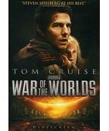 War of the Worlds ( DVD ) - $1.98