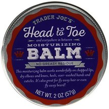 Trader Joe's Head to Toe Moisturizing Balm and Beard Balm image 7