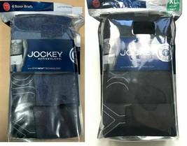 Jockey Men's Active Blend Boxer Briefs, 4-Pack - $20.89