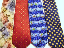 Christian Themed Ties - Solid Light & RM - $18.00