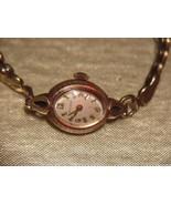 Vintage 1968 Ladies 10K rgp 21j  Bulova Dress Watch - $65.00