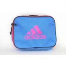 Adidas Foundation Lunch Box School Bag Soft Blue Pink Side Sport Insulated - $19.79