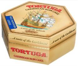 Jamaica Tortuga Blue Mountain Coffee Rum Cake 33 Oz - $39.99