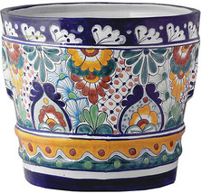 large Mexican Flower Pot - $85.00