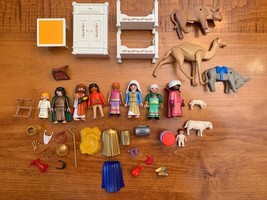 Lot Of Playmobil Figures And Accessories - $24.24