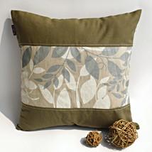 [Deep Woods] Linen Stylish Pillow Cushion - $19.99
