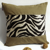 [Forest Treasure] Linen Pillow Cushion - $19.99