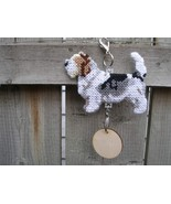 Petit Basset Griffon Vendeen crate tag or hang anywhere, handmade dog PB... - $23.00