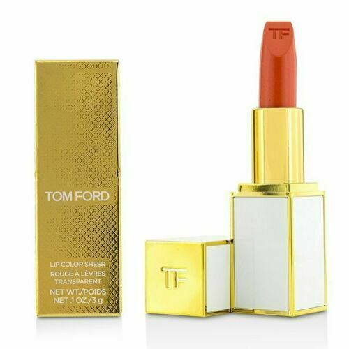 Primary image for TOM FORD Lip Color Sheer Lipstick SWEET SPOT 05 Medium Coral Pink Peach NeW BoX