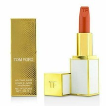 Tom Ford Lip Color Sheer Lipstick Sweet Spot 05 Medium Coral Pink Peach Ne W Bo X - $59.50