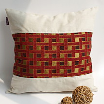 [Folk Music] Linen Stylish Pillow Cushion - $19.99