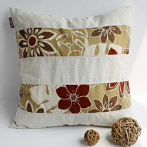 [Sunny Mood] Linen Pillow Cushion - $19.99