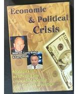 ECONOMIC & POLITICAL CRISIS Dr Larry Bates Larry Pratt 3 DVD SET - $6.88