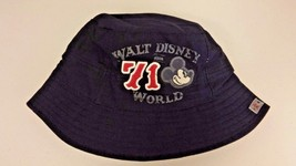 Youth Classic Mickey Walt Disney Parks since 71 Hat Black New - $19.12