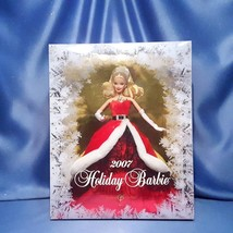 Holiday Barbie Doll - 2007 - Special Edition by Mattel. - $90.00