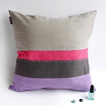 [Adonis] Knitted Fabric Pillow Cushion - $23.99