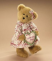 "Boyds Bears ""Mama McBearsley"" #82566 - 14"" Plush Bear- 2008- Retired - $29.99"