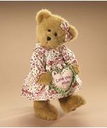 "Boyds Bears ""Mama McBearsley"" #82566 - 14"" Plush Bear- 2008- Retired - $29.99"
