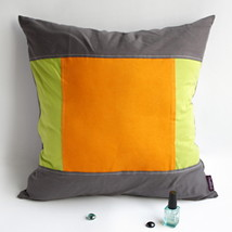 [Sport Zone] Knitted Fabric Pillow Cushion - $23.99