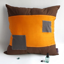 [Trend] Knitted Fabric Pillow Cushion - $23.99