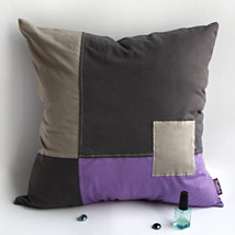 [Passion] Knitted Fabric Pillow Cushion - $23.99