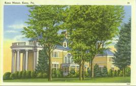 Kane Manor, Kane, Pa. - $6.95